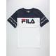 FILA Tag Logo Mens T-Shirt