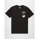 HUF Ying Yang Mens Pocket T-Shirt