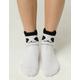 FULL TILT Panda Chenille Womens Socks