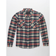 SHOUTHOUSE Gizmo Boys Flannel Shirt