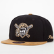 AMERICAN NEEDLE Gold Dust Pirates Mens Snapback Hat