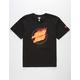 SANTA CRUZ Flame Dot Boys T-Shirt