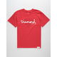 DIAMOND SUPPLY CO. Brilliant Script Boys T-Shirt