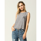 BILLABONG Take Me Away Womens Muscle Tank