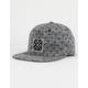 NEFF Tilted Jacquard Mens Strapback Hat