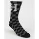 HUF Blackout Mens Socks