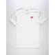 RIOT SOCIETY Donut Embroidery Mens T-Shirt