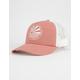 BILLABONG Aloha Forever Pink Womens Trucker Hat