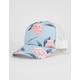 BILLABONG Shenanigans Blue Girls Trucker Hat