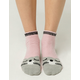 FULL TILT Cat Chenille Womens Socks