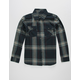 VALOR Watershed Boys Flannel Shirt