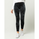 OTHERS FOLLOW Velour Womens Moto Leggings