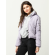 WHITE FAWN Womens Puffer Jacket