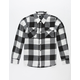 SHOUTHOUSE Traveler Boys Flannel Shirt