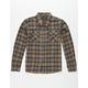SHOUTHOUSE Trevor Boys Flannel Shirt