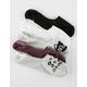 5 Pack Caturday Womens No Show Socks