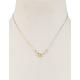 FULL TILT Dainty Double Hex Necklace