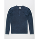 RVCA Neutral Mens Henley