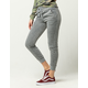 WHITE FAWN Velour Womens Jogger Pants