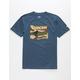 GROM Camo Brush Boys T-Shirt