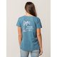 AMUSE SOCIETY Tranquil Womens Tee
