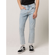 RSQ Seattle Crop Mens Skinny Tapered Jeans