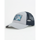 THE NORTH FACE Mudder Grey Mens Trucker Hat