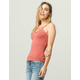 BOZZOLO Double Cross Womens Tank
