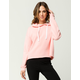 DESTINED Fleece Womens Crop Hoodie