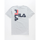 FILA Anthony Mens Heather T-Shirt