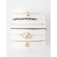 FULL TILT 6 Pack Heart Bracelets