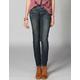 YMI Khaki Stitch Womens Skinny Jeans