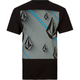 VOLCOM Straight Wave Mens T-Shirt