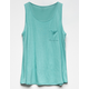 BOZZOLO Jade Girls Pocket Tank