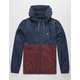 VOLCOM Ermont Indigo Mens Windbreaker Jacket