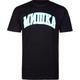 MISHKA Cyrillic Varsity Mens T-Shirt