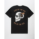 JETTY Skull House Mens T-Shirt