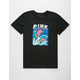 PINK DOLPHIN Dolphin Bold Mens T-Shirt