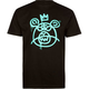 MISHKA Bear Mop Mens T-Shirt