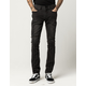 RSQ Seattle Moto Mens Skinny Taper Jeans