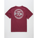 VANS Ten Cents Boys T-Shirt