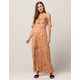 AMUSE SOCIETY Lost Paradise Maxi Dress