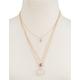 FULL TILT Gemstone Layered Necklace