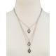 FULL TILT Gemstone Stephanie Necklace