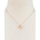 FULL TILT Leaf Charm Necklace