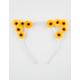 FULL TILT Sunflower Cat Ears Headband