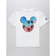 NEFF Disney Collection Palms Mickey Head Boys T-Shirt
