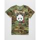 RIOT SOCIETY Panda Camo Boys T-Shirt