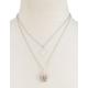 FULL TILT Butterfly & Crystal Necklace