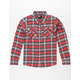 RSQ Stellar Boys Flannel Shirt
